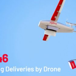#HealthTech : Zipline, la startup qui met la livraison par drone au service du système médical en Afrique
