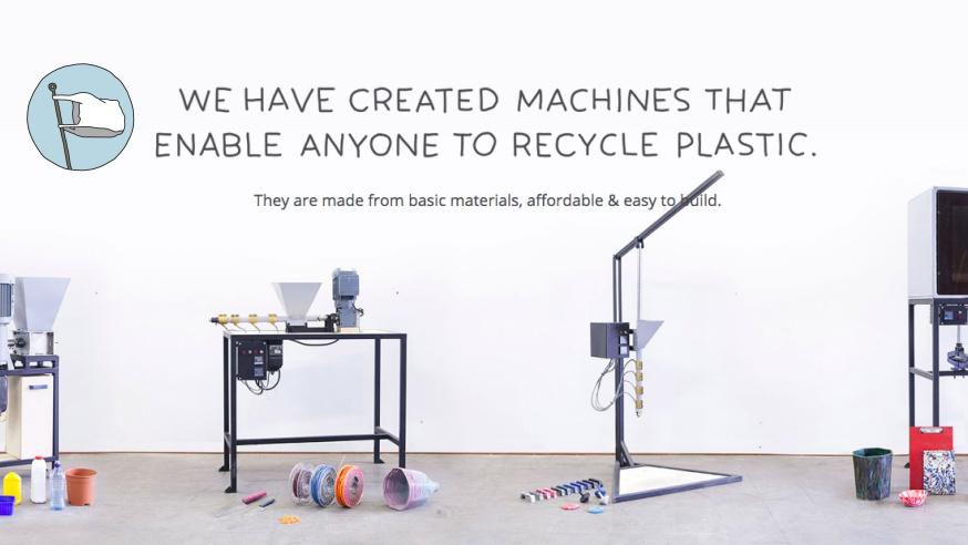 Photo of Precious Plastic, un projet opensource pour fabriquer des objets à partir du recyclage des déchets plastiques