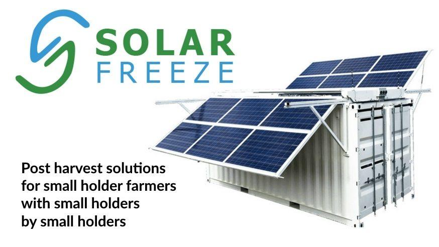 #Agritech: Des chambres froides solaires pour conserver les produits alimentaires au Kenya