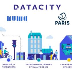 #DataCity : Paris expérimente 11 projets innovants pour améliorer la ville de demain grâce à la Data