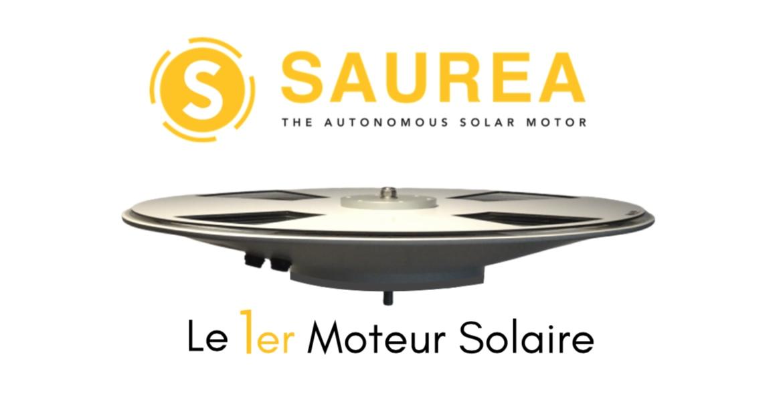 Moteur solaire SAUREA
