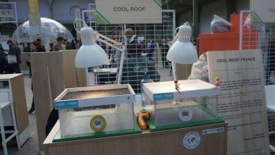 Photo of Cool Roof, la peinture pour baisser la température et réduire la consommation d'énergie des bâtiments