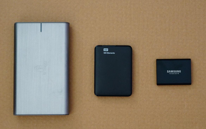 Disque dur HDD et disque SSD : évolution