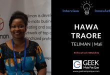Photo of #InnovActeur : Interview de Hawa TRAORE, CEO de Teliman, service de taxi-moto au Mali