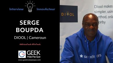 Photo of #InnovActeur : Interview de Serge BOUPDA, co-fondateur de Diool, startup FinTech