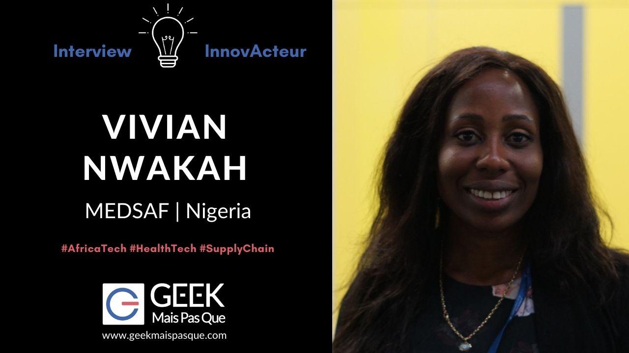 innovacteur - Vivian Nwakah - Medsaf - healthtech