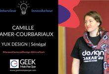 Photo of #InnovActeur : Concevoir des produits numériques adaptés aux besoins locaux – Camille KRAMER-COURBARIAUX, Yux Design