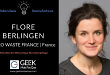 Photo of #InnovActeur : Sensibiliser à adopter le zéro déchet et éviter le gaspillage des ressources – Flore BERLINGEN, Zero Waste France