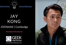 Photo of #InnovActeur : Interview de Jay KONG, CEO de Joonaak Delivery, service de livraison pour le eCommerce au Cambodge