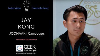 Photo of #InnovActeur : Interview de Jay KONG, CEO de Joonaak Delivery, service de livraison pour le eCommerce au Cambodge