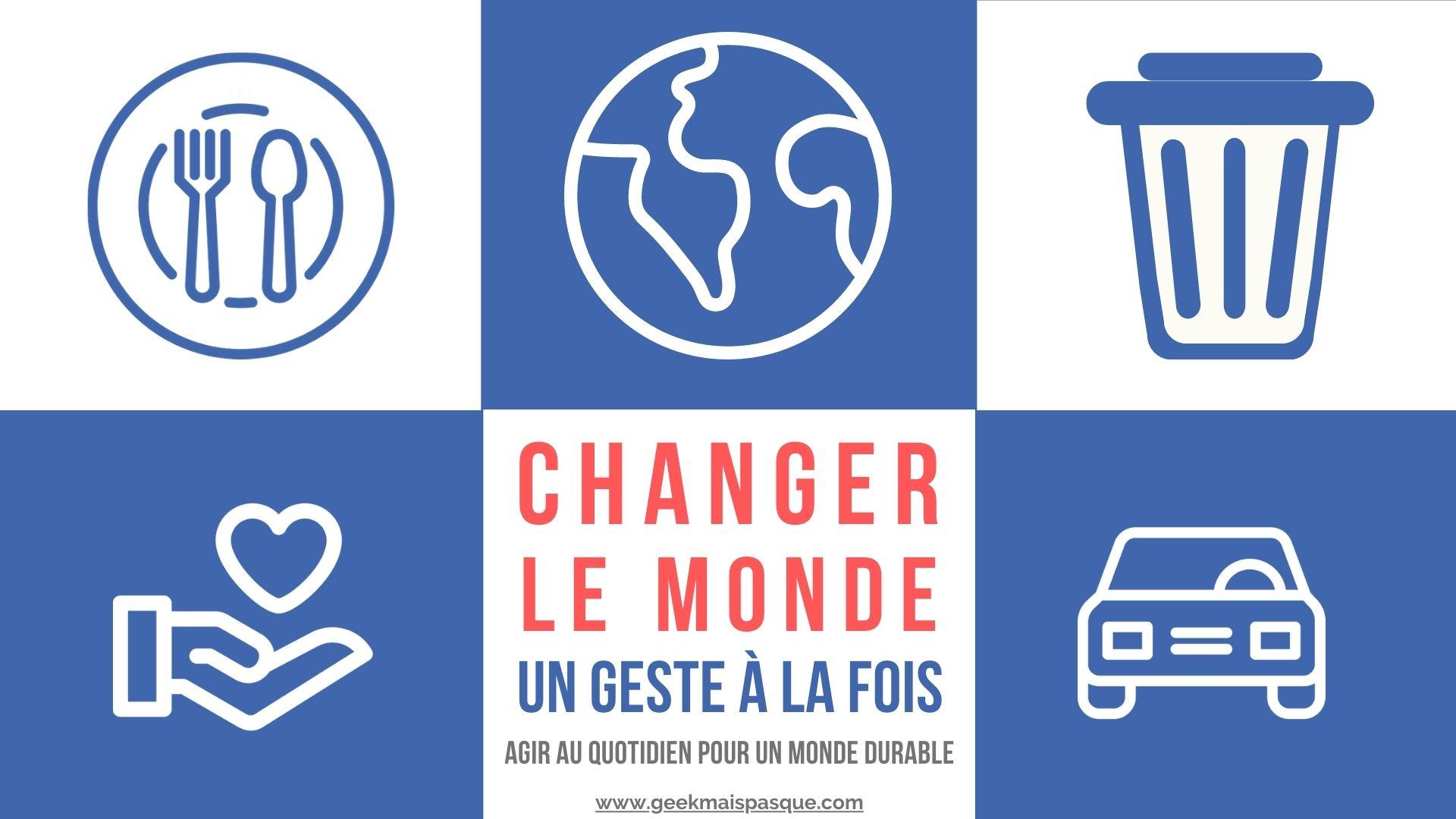 Guide Changer le monde
