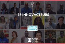 Photo of #InnovActeur : 18 projets innovants pour atteindre les Objectifs de Développement Durable (ODD) – 1/2