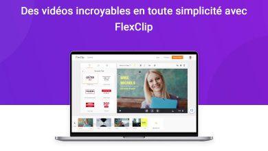 Photo of #Astuce : FlexClip, un outil en ligne pour créer des vidéos en toute simplicité