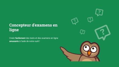 Photo of Online Exam Builder : l'outil pour concevoir des examens en ligne
