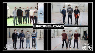 Photo of #DroneLoad : Pour ce concours de drone autonome, des étudiants prototypent un drone taxi pour les JO2024 !