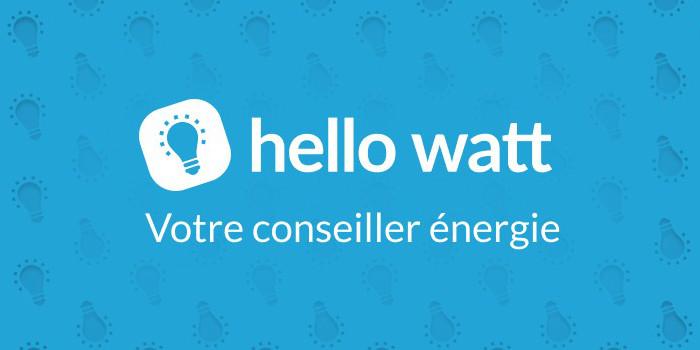 Hello Watt conseiller energie des particuliers